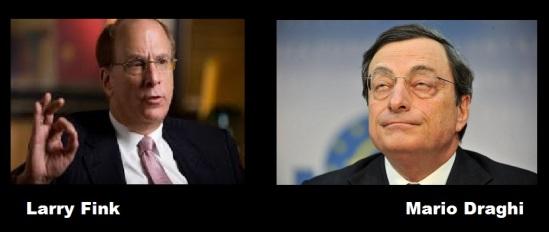 Draghi - Fink