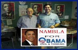 Nambla for Obama
