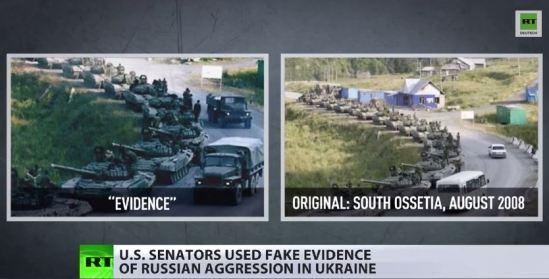 Ukraine - Fake Bilder