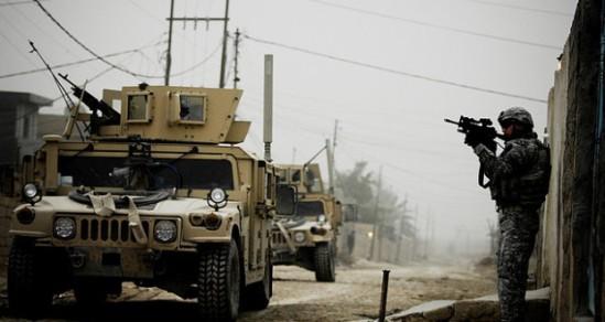 US-Army im Irak