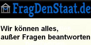 Fragen Sie doch mal nach bei FragDenStaat.de.