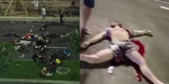 Video-Shows-Truck-Running-Into-Crowd-In-Nice_-France-Terror-Attack