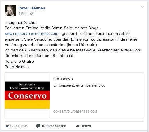 Conservo Blog